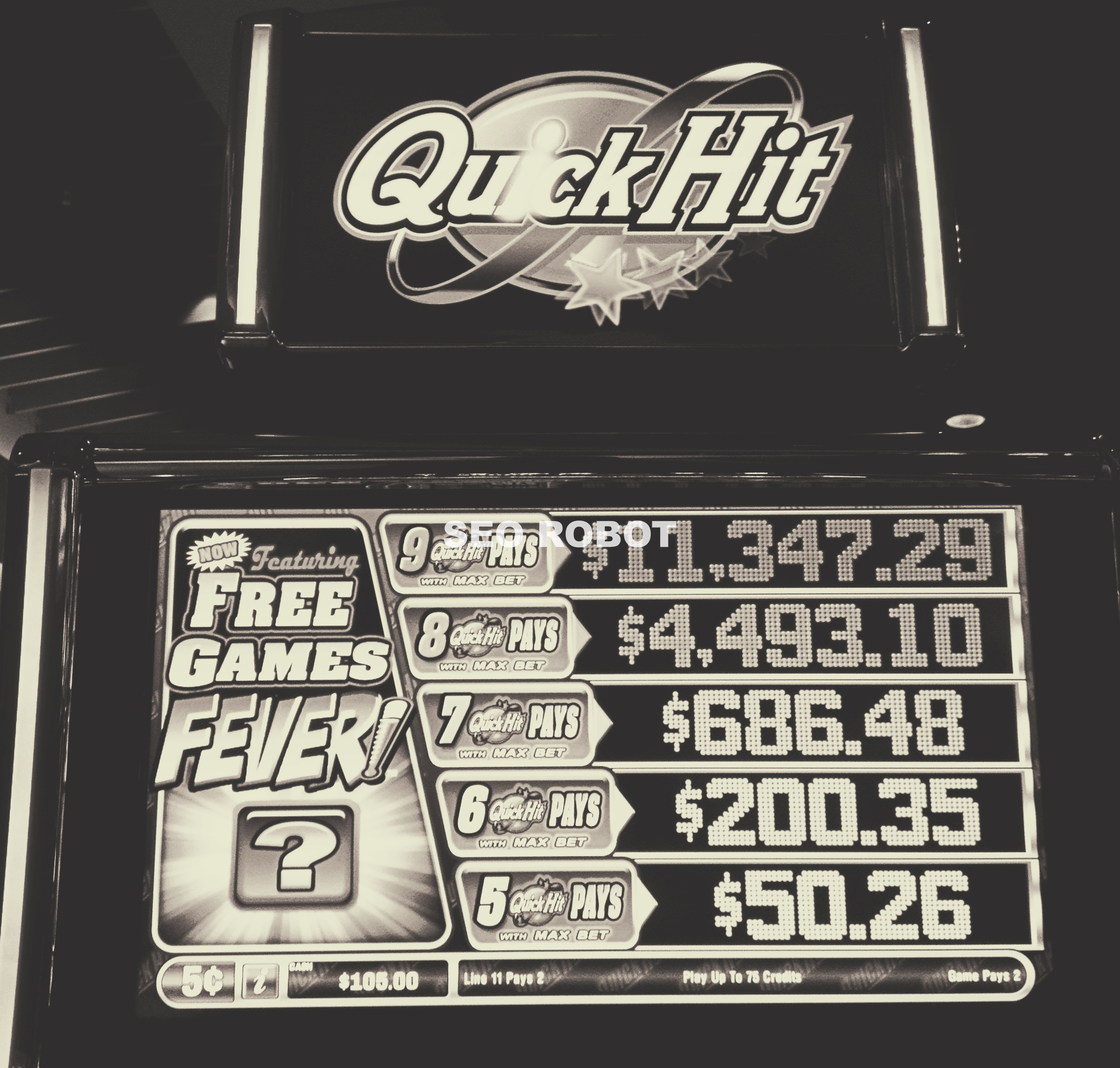Great Blue Game Slot